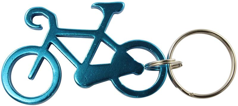 bicycle key chain bottle opener. Black Bedroom Furniture Sets. Home Design Ideas
