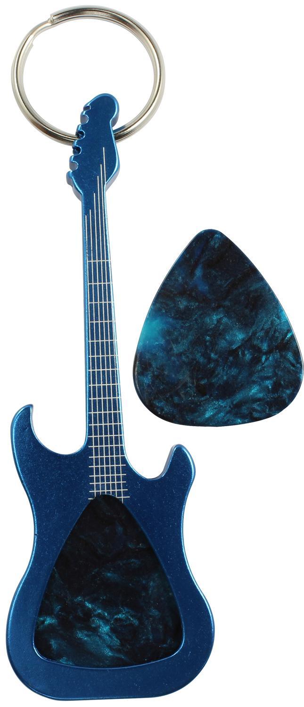 pick pocket guitar key chain bottle opener. Black Bedroom Furniture Sets. Home Design Ideas