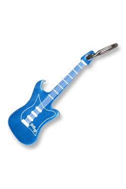 guitar key chain bottle opener. Black Bedroom Furniture Sets. Home Design Ideas