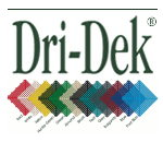 DriDek interlocking shelf mats